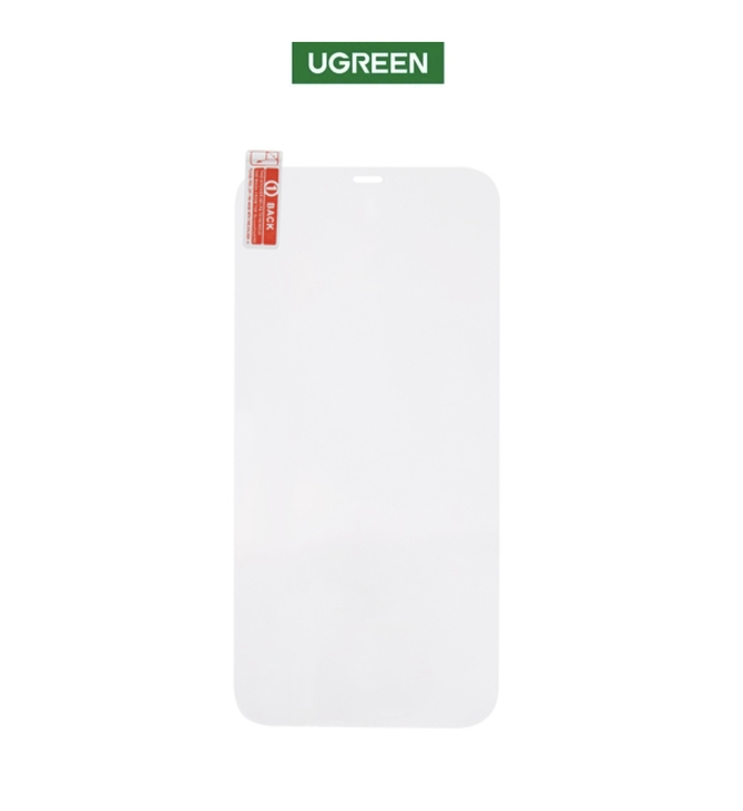 UGREEN Tempered Glass Screen Protector for iPhone 12/12 Pro