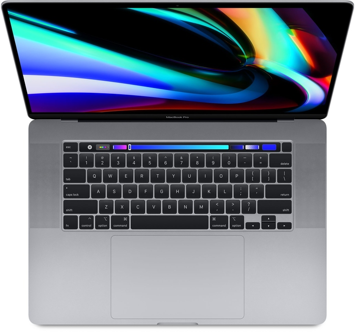 MacBook Pro 16-inch (2019) 2.3GHz 6C i7/16GB/512GB Space Grey