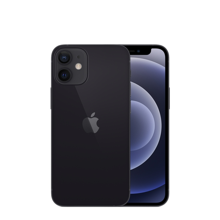 iPhone 12 mini 256GB Black