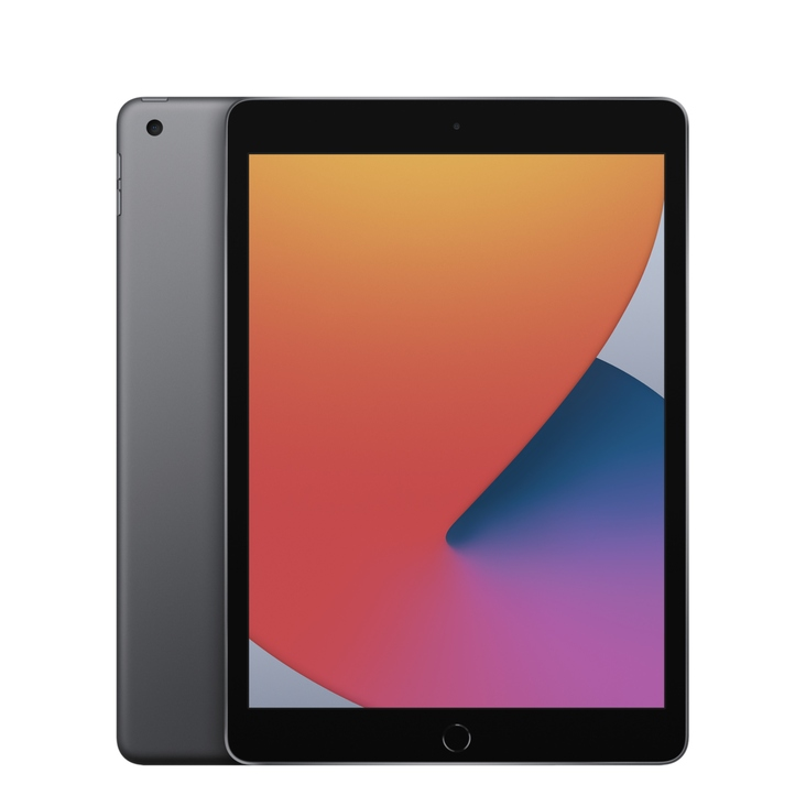 iPad 8 10.2-inch (2020) 128GB Space Grey WiFi