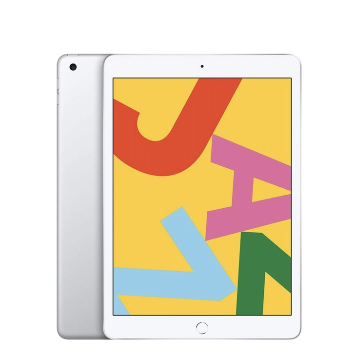 iPad 7 10.2-inch (2019) 128GB Silver WiFi