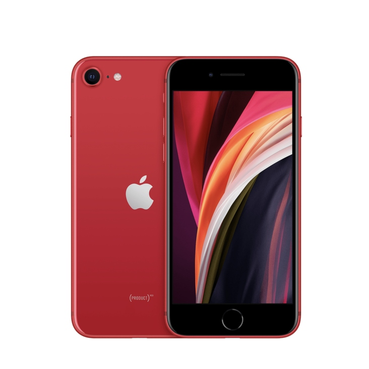 iPhone SE 2 256GB Red