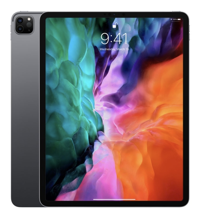 iPad Pro 12.9-inch (2020) 256GB Space Grey WiFi