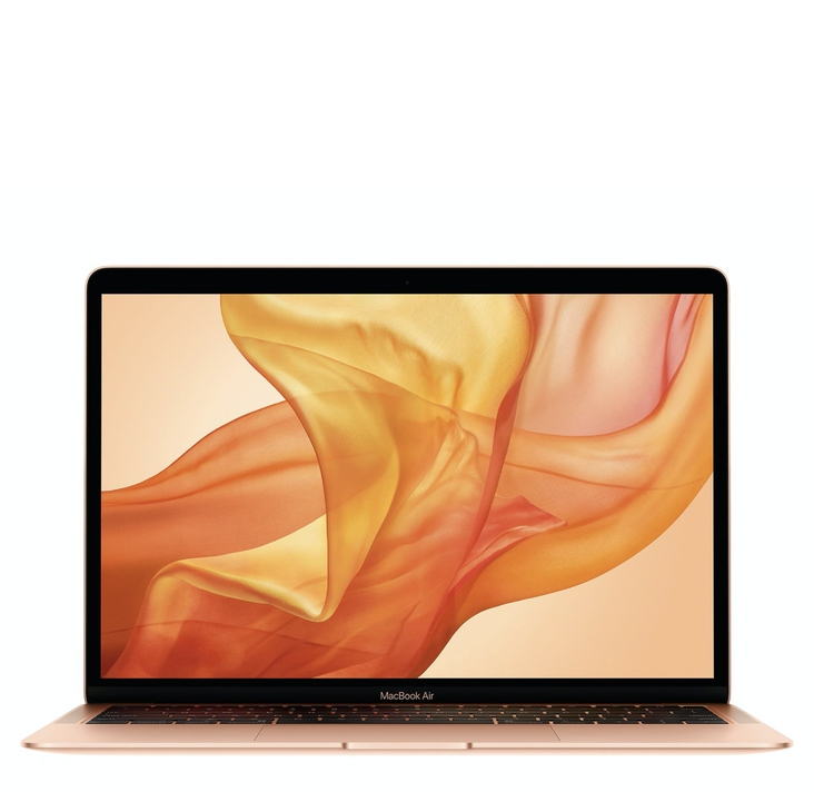 MacBook Air 13-inch (2020) 1.1GHz DC i3/8GB/256GB Gold